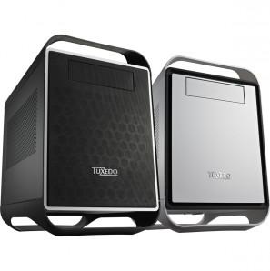 TUXEDO XUX_Cube - Gaming-PC - High-End-CPUs + Gaming-Grafik + bis 2x HDD/SSD + bis 64 GB RAM + DVD- o. Blu-Ray-Brenner