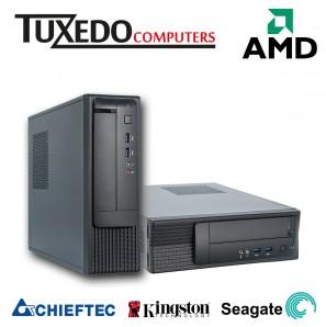 TUXEDO Mini AMD-A-Series - Linux-Mini-PC - kleiner PC mit hoher Leistung