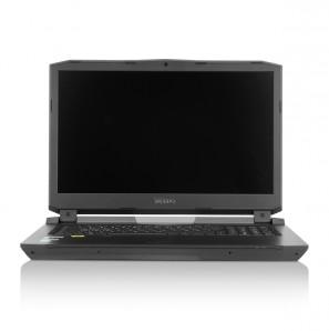 """TUXEDO Book XUX707 - 17,3"""" matt Full-HD & Ultra-HD IPS-Display mit G-Sync + bis NVIDIA Geforce GTX 1080 Grafik + bis vier HDD o. SSD + Desktop Intel Core i7-K Quad-Core + bis 64GB RAM"""