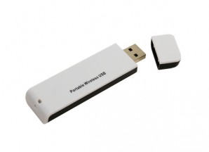 WLAN USB-Stick - 300 Mbps 802.11b/g/n