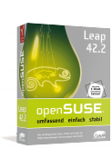 openSUSE Leap 42.2 Box - Handbuch + DVD + Extras