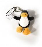 Plüsch-Tux - Schlüsselanhänger - 9cm - Linux-Pinguin