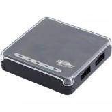 USB-Hub - USB 3.0 + 4 Port + mit Netzteil