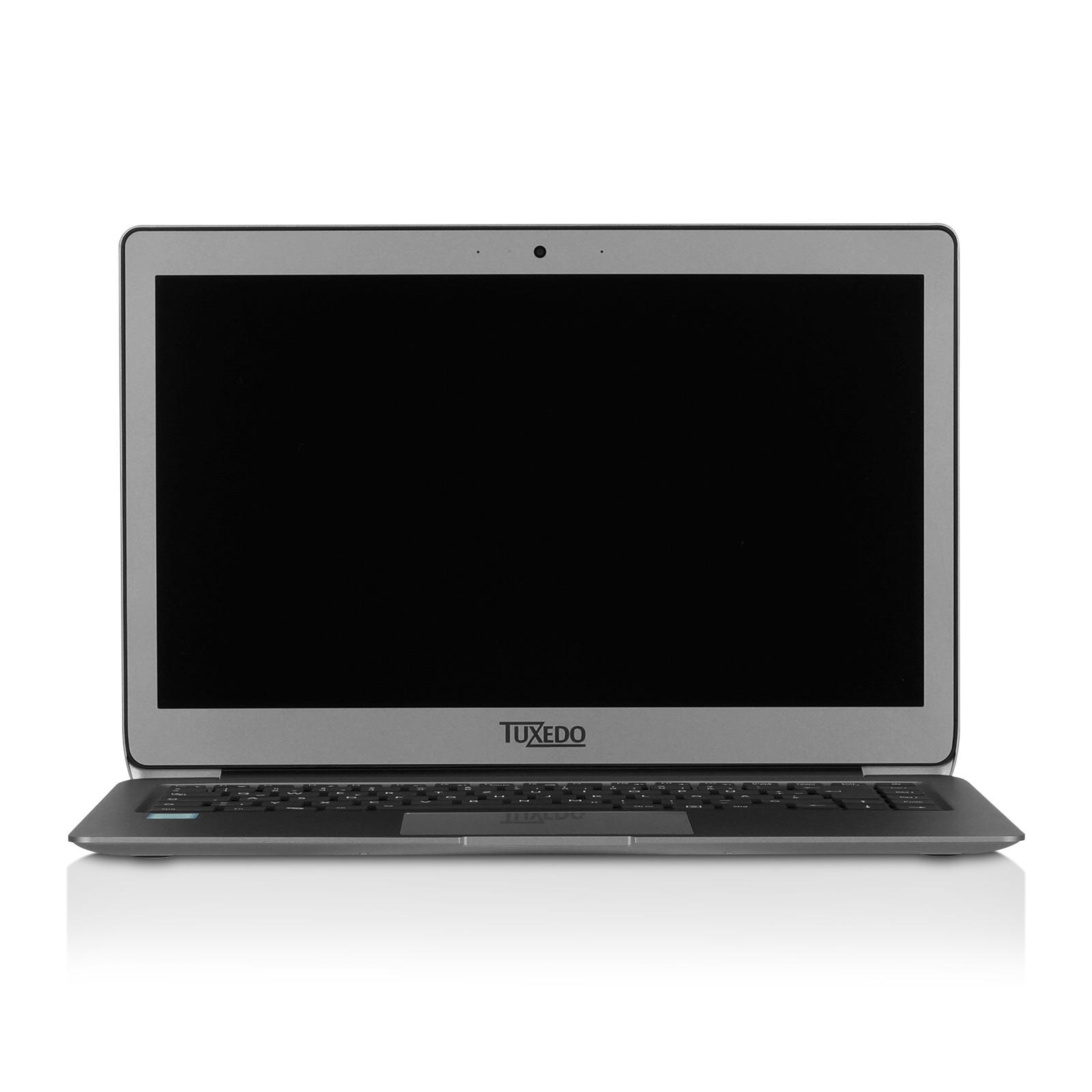 TUXEDO InfinityBook 14 - 14 Zoll matt Full-HD IPS + Aluminiumgehäuse ...