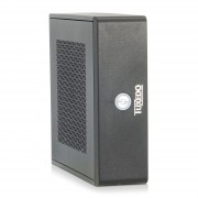 TUXEDO Micro v7 Intel-Core-Series - Kleinst-PC - Energiespar-CPUs + bis Intel Core i7 + VESA-Halterung + bis zu 3 HDD/SSD + Blu-Ray-Brenner